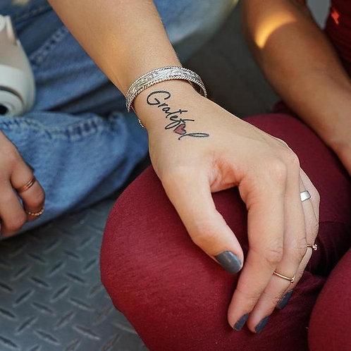 Even More Conscious Ink Tats (2 pk)
