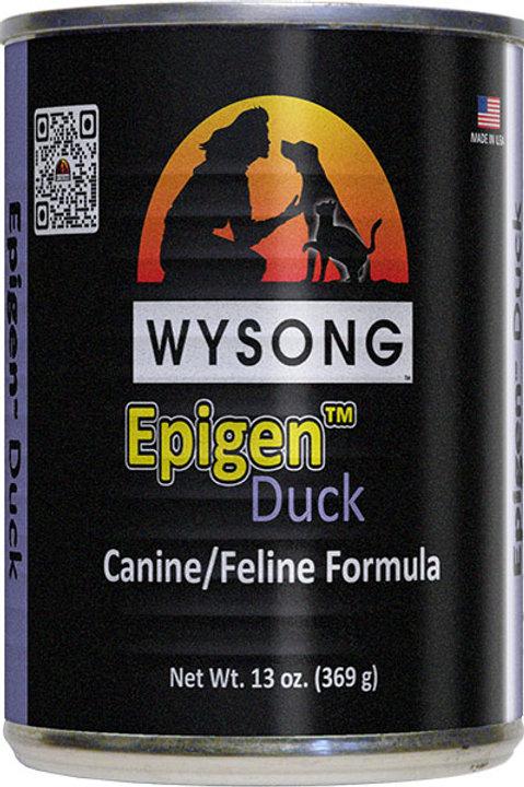 Wysong Epigen Duck: canine/feline formula
