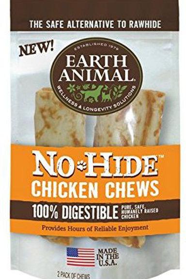 """Earth Animal No Hide Chicken Chews 7"""""""