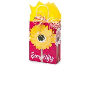 Simplify gift bag
