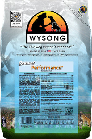 Wysong Canine Optimal Performance Case (4) 5Lb Bag