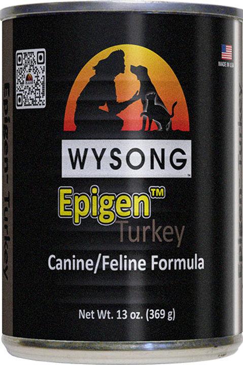 Wysong Epigen Turkey: canine/feline formula