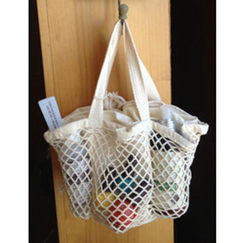 Organic Spa/Travel Bag