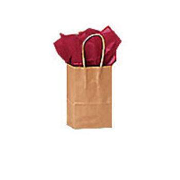 100% Recycled Kraft Bag (10)