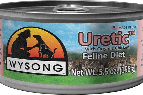 Wysong Uretic w/Organic Chicken 5.5oz