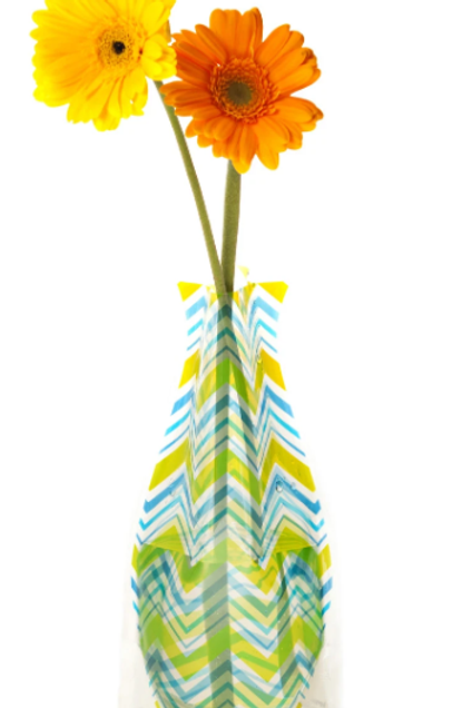 Collapsible Vases