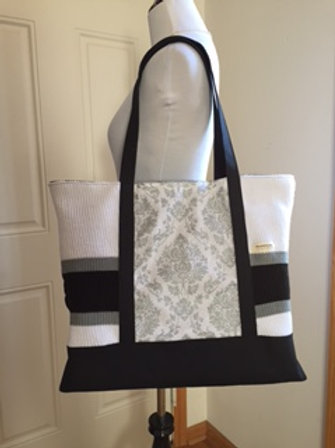 #SockIt2Cancer Everyday Tote