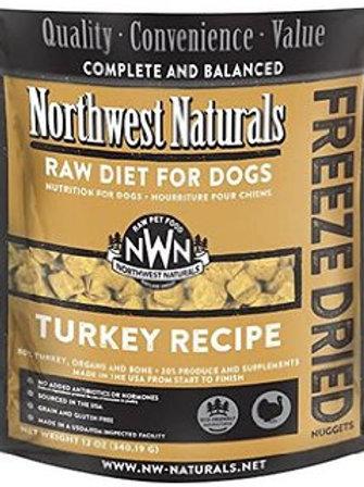 Northwest Naturals Frozen Raw Diet- Turkey 6 lbs.