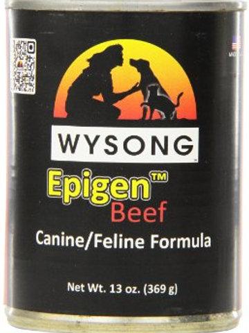 Wysong Epigen Beef: canine/feline formula