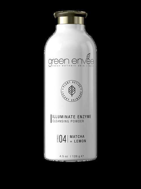 Green Envee Illuminate Enzyme Cleansing Powder