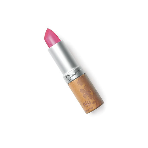 Couleur Caramel Pearly Raspberry Lipstick N°206