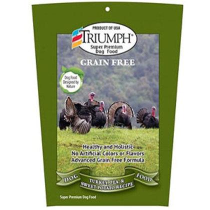 Triumph Grain-Free Turkey/Sweet Potato 3 sizes