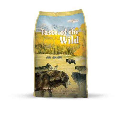 Taste of the Wild High Prairie 28 lbs.