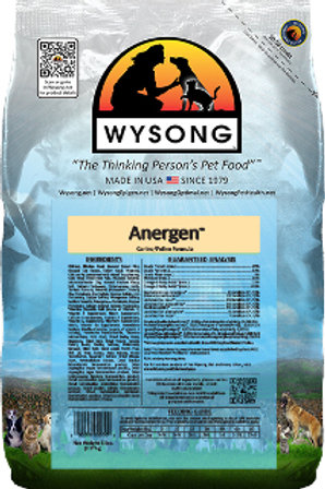 Wysong Anergen Canine Case (4) 5Lb Bags