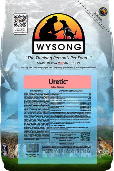 Wysong Uretic Feline Case (4) 5Lb Bags