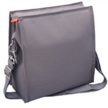 Insulated Lunch Tote- slate