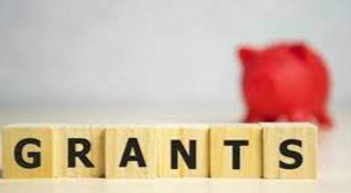 Grants Available - We are here to help!