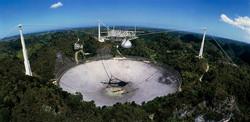 Arecibo Radio-Telescope
