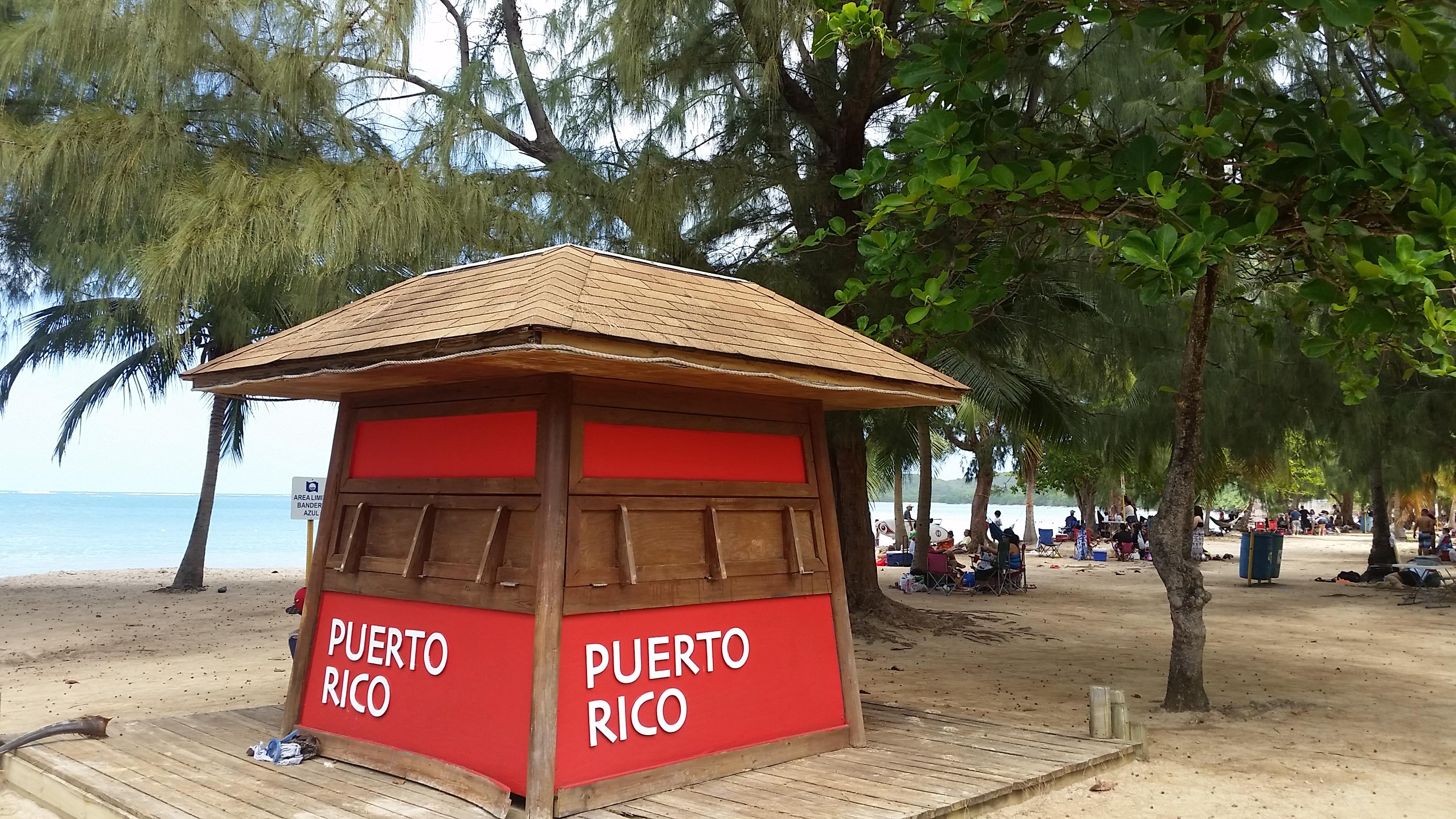7 Seas Beach, Fajardo