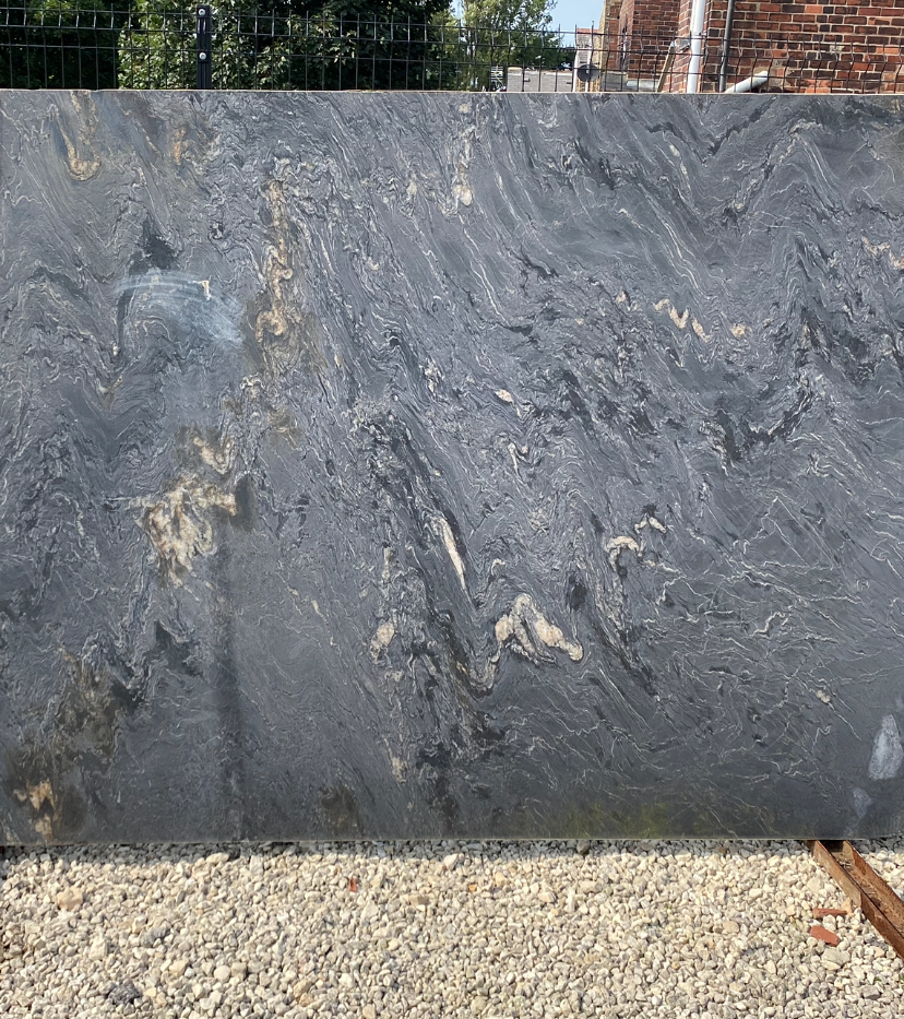 Matrix Gold Satin Granite