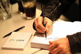 Book Signing, How exciting!