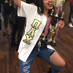 Hermana Lilly at Pink Inferno 1st Place.