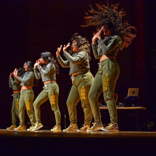 Step Team at Stallion Stroll Off.jpg
