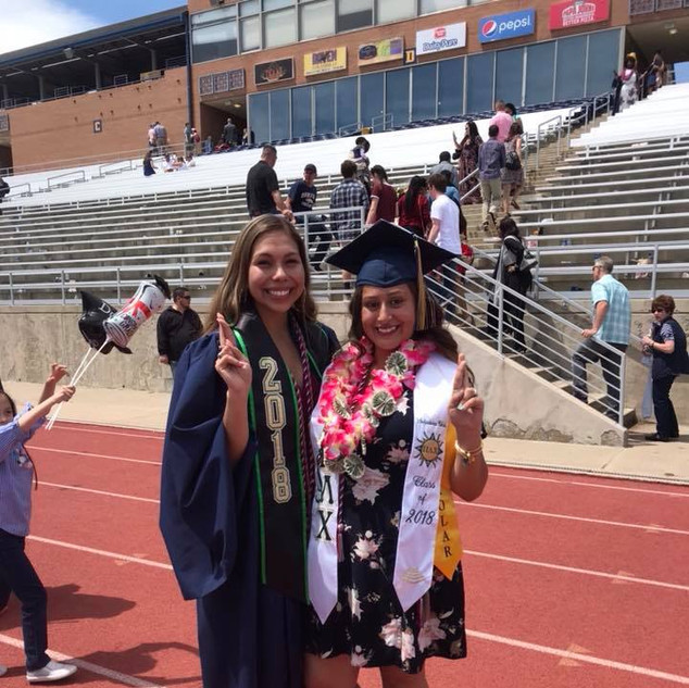 Zeta Graduates