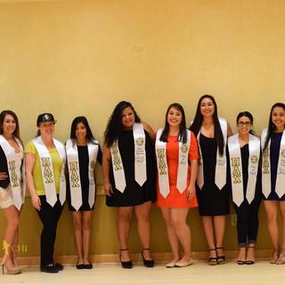 Alpha Graduates