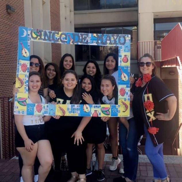 Epsilon Chapter Taco Fundraiser