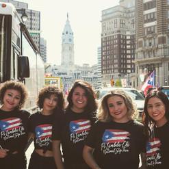 Step Team at Puerto Rican Parade 2019.jp