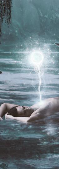 Agua Sagrada, elixir del alma