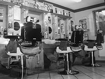 George's barbers in Islington since 1959