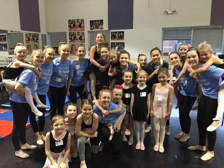 Nutcracker Ballet Clinic