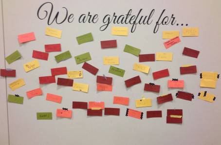 The Grateful Wall
