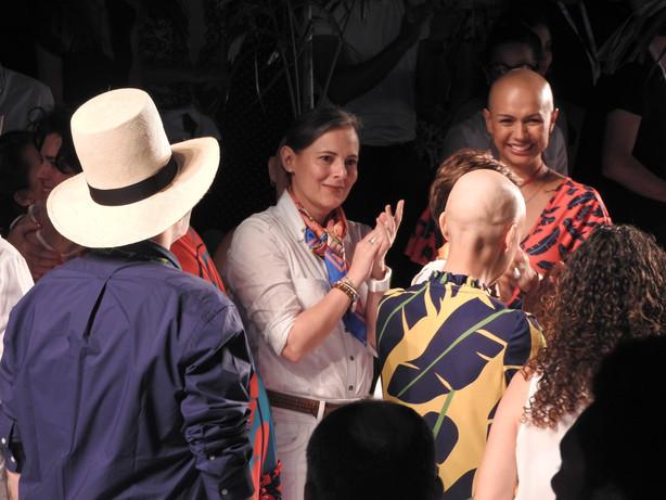 COLOMBIA-MODA CON RESPONSABILIDAD SOCIAL
