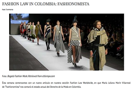 Fashion Law Chile