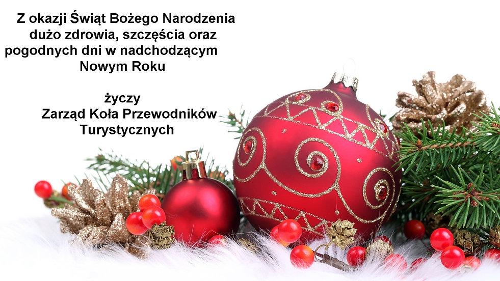 Życzenia, Zarząd Koła Przewodników.jpg