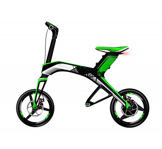 Microscooter S1G - GREEN