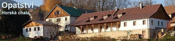 horská chata Opatství Žalý