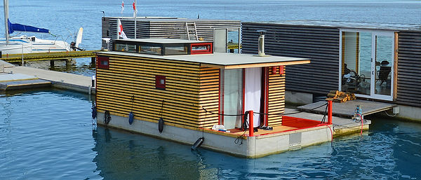 housebóty, hausbót, výroba hausbótů, herainboats
