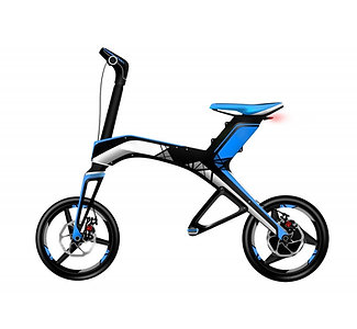 Microscooter S1B - BLUE