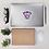 Thumbnail: Purple Crest Bubble-free stickers