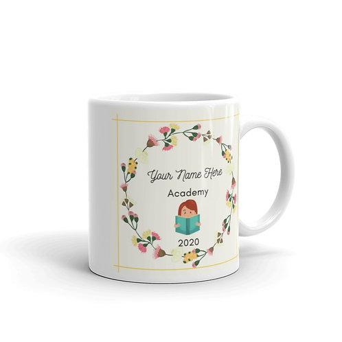 """Wreath"" Mug"