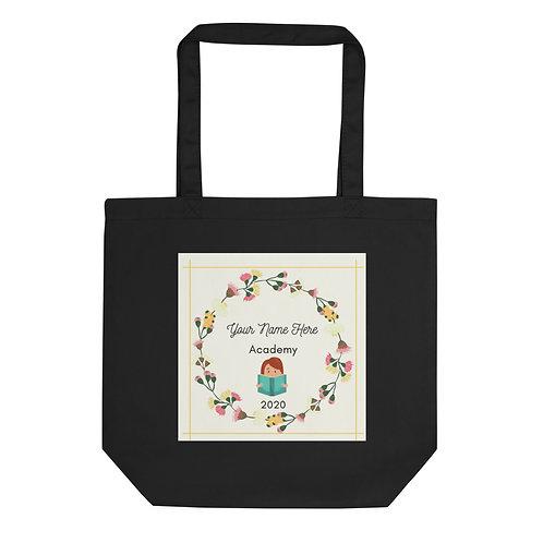 """Wreath"" Eco Tote Bag"