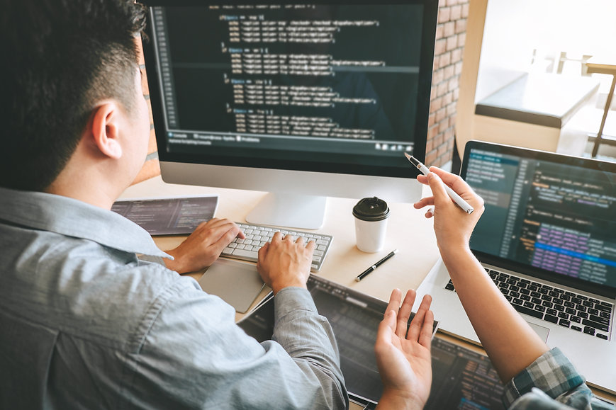 team-professional-developer-programmer-c