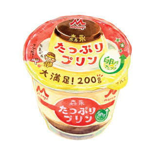 Morinaga Pudding