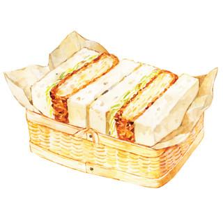 Katsu Sandwich