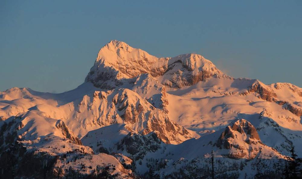 Triglav (2894 m), Julijske Alpe