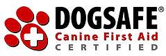 DOGSAFE Certified Logo